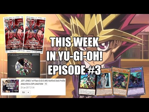 This Week in Yu-Gi-Oh! #3 Movie this week, Jeff Jones, Zoo Domination, New Spyrals, Terrortop Drops!