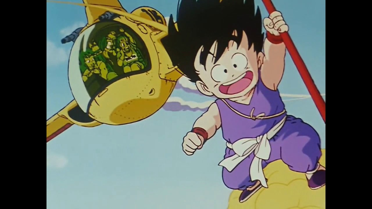 Dragon Ball Opening Latino Completo (Luis de Lille)