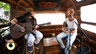 """Trevor Hall and Mihali """"UNCLE JO"""" LIVE FrendShip Session"""