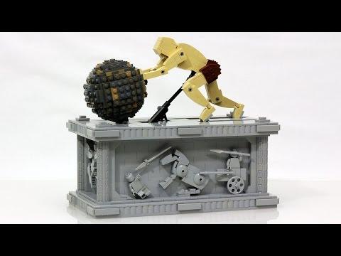 Un Sísifo de Lego