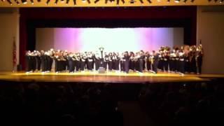 SHS Marching Band 2014 (BOOGIE WONDERLAND)