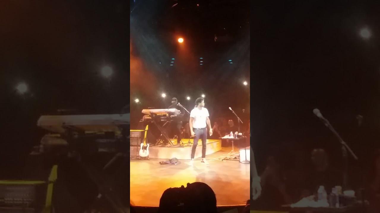Trey Songz singing &39;Na Na&39; 8/26/17   YouTube