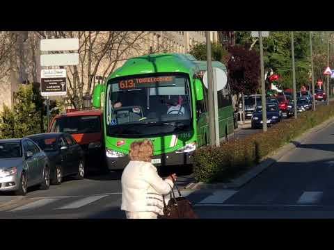 Autobuses De Madrid En Torrelodones