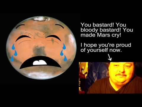 Space Colonization with Bob #3: The Once And Future Mars