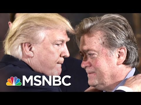 Cambridge Whistleblower Reveals 'Concerning' Link To Russia | The Beat With Ari Melber | MSNBC