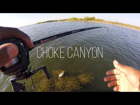 Searching For GIANT Bass In A Tournament | Choke Canyon