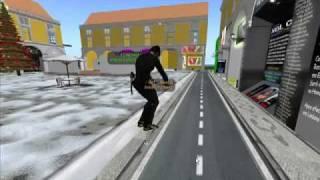 Eiffel 65-FarAway(Second Life)