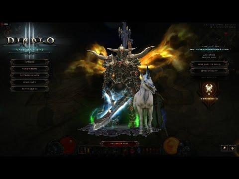 Diablo 3 Season 10/11 Boss Mode Conquest (Stash Tab) WW Barb