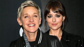 Fans React To Ellen Degeneres Missing Dakota Johnson's Birthday For This Reason