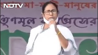 """Like A Royal Bengal Tiger..."": Mamata Banerjee Responds To JP Nadda"