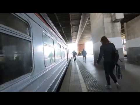 ЭД4М-0289, маршрут: Москва - Рязань-1 / Train ED4M-0289, Route: Moscow - Ryazan-1