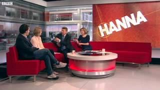 BBC News - Saoirse Ronan Joe Wright  Hanna Interview