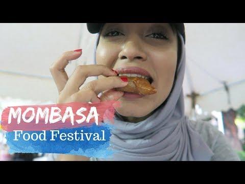 MOMBASA FOOD FESTIVAL 2018 | Kenya vlog