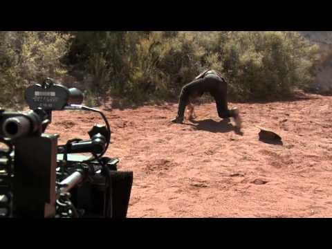 Cowboys & Aliens - Behind the Scenes video 2