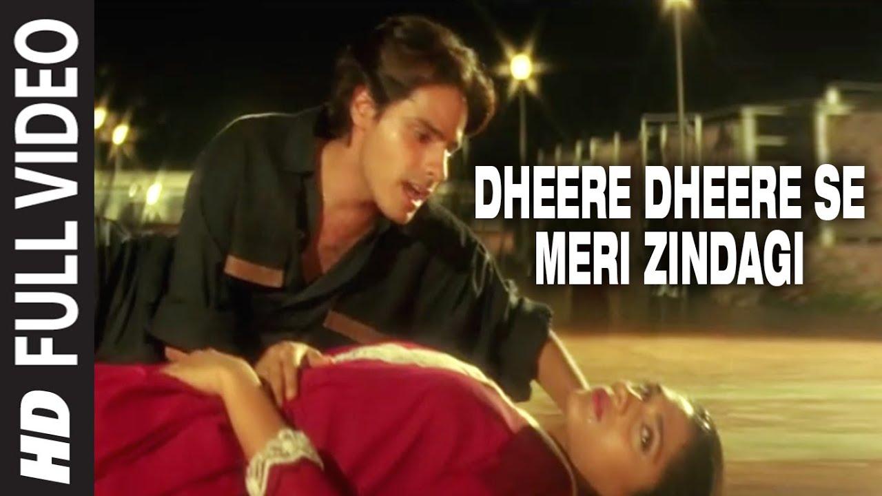 Dheere Dheere Se Meri Zindagi Mein Aana Full Video Song