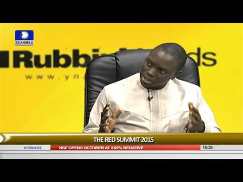 Rubbin Minds: Focus On The Red Summit 2015 04/10/15 Pt 3