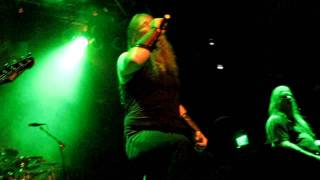 Amon Amarth - Live Without Regrets (HoB Anaheim 8/31/11)