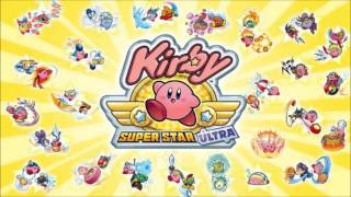 My Friend and the Setting Sun - Extended - Kirby Super Star Ultra Musik