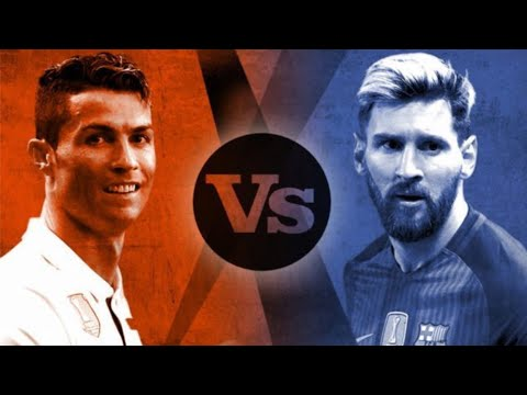 Cristiano Ronaldo V.S Lionel Messi Skills And Goals