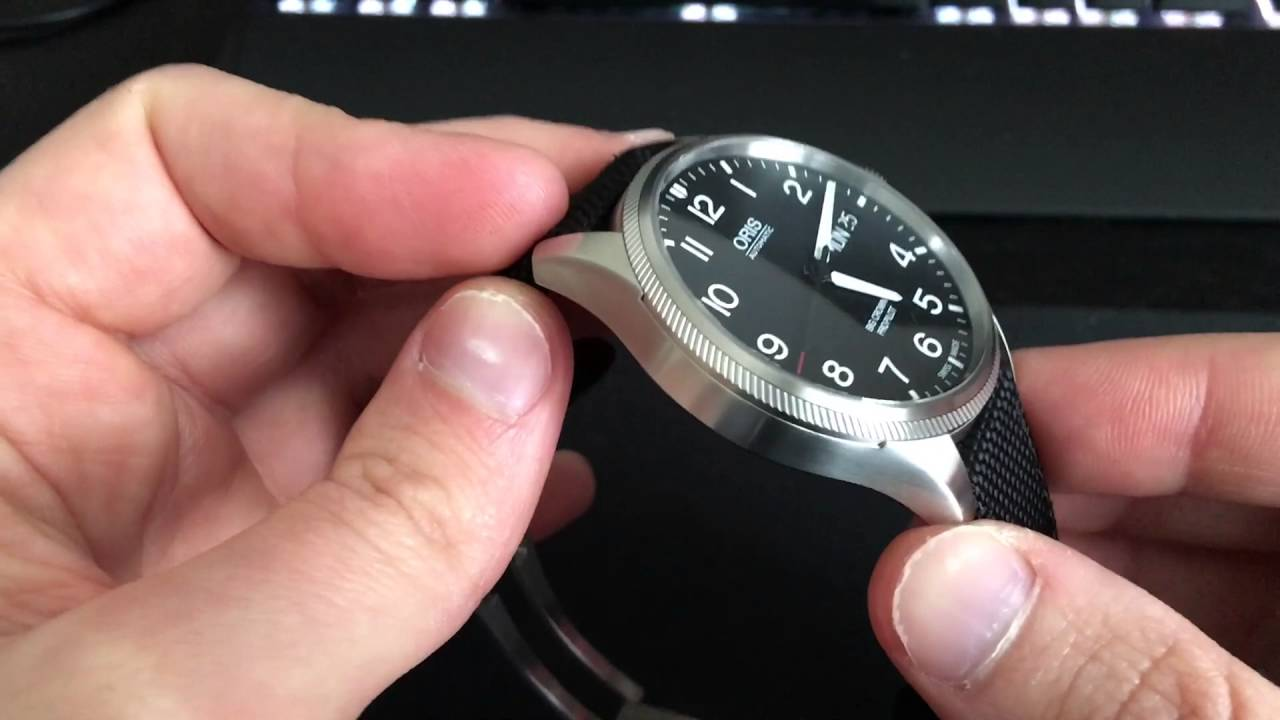 4f01b377bf37 Oris Big Crown ProPilot Review - But what about a NATO strap  - YouTube