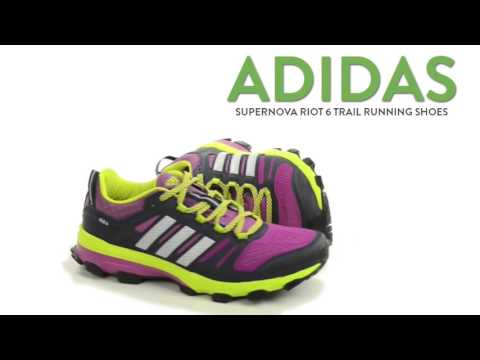 317d7762e7a16 Adidas Supernova Riot 6 Trail Running Shoes (For Women) - YouTube