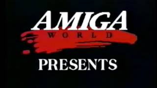 Amiga World presents Amiga Graphics Vol. 1 VHS 1990