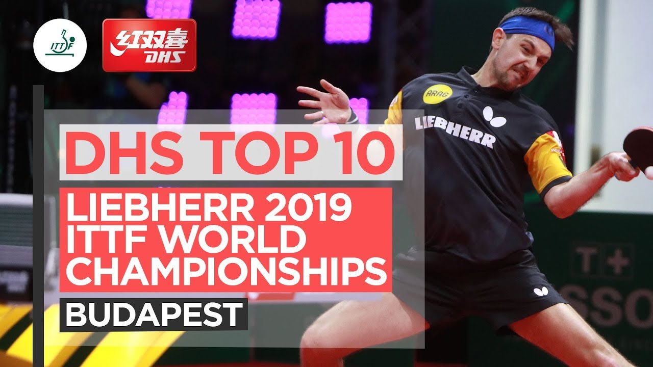 Download DHS Top 10 | Liebherr 2019 World Table Tennis Championships