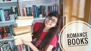 Romance Books On My Shelves!