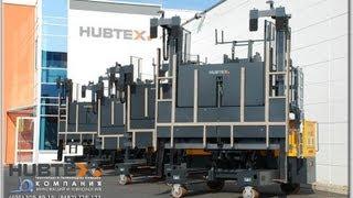 Погрузчик Hubtex M150 для производства флоат-стекла. Погрузочная спецтехника для листового стекла(, 2010-06-04T13:34:22.000Z)