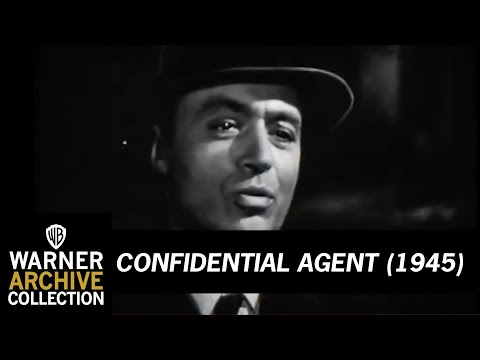 Confidential Agent (Original Theatrical Trailer)