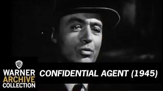 Confidential Agent (Original Theatrical Trailer)