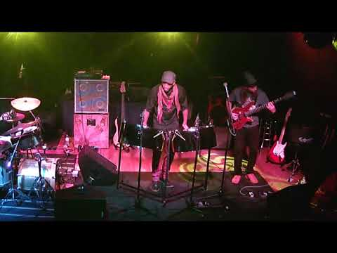 Jonathan Scales Fourchestra LIVE @ Asheville Music Hall 9-16-2017