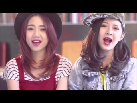 Hai em gái xinh đẹp hát cực hay