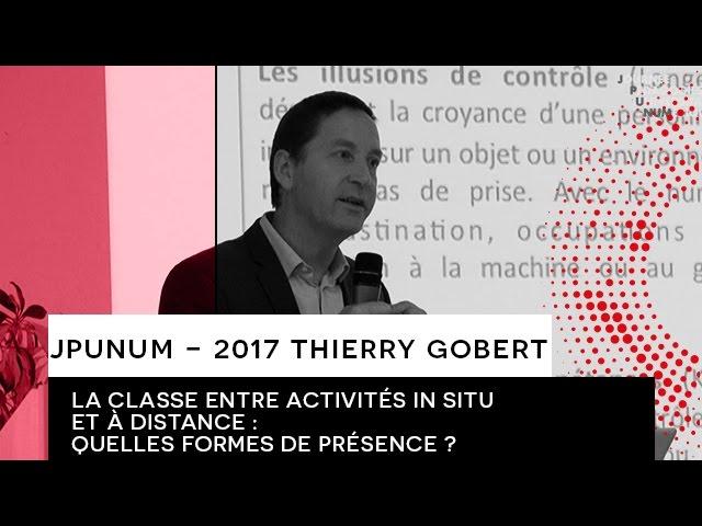JPUNUM 2017 - THIERRY GOBERT
