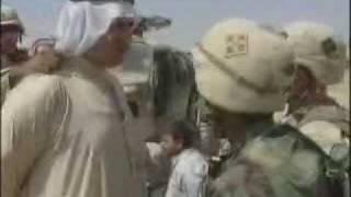 مصري في الجيش الأمريكي في العراق ... من هو يا ترى؟؟.wmv