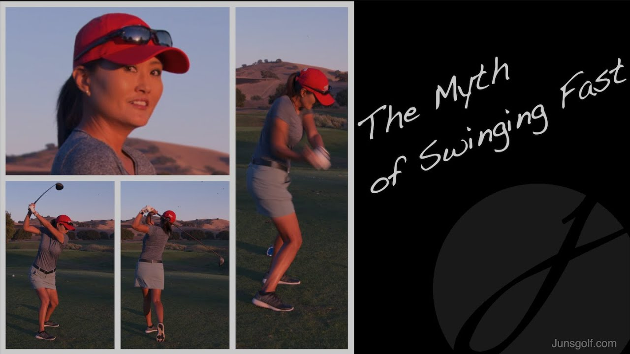 The Myth of Swinging Fast