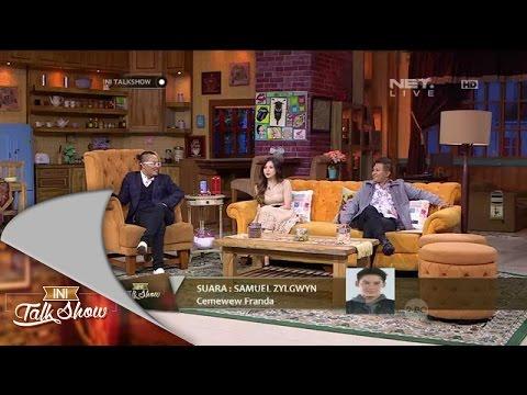 Ini Talk Show 25 Februari 2015 - Part 1/5 - Franda, Rizky & Marcel Chandrawinata