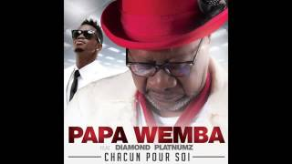 Papa Wemba   Chacun pour soi feat  Diamond Platnumz Low, 360p