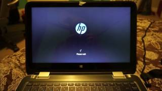 How to reset hp computers to factory image without cd.