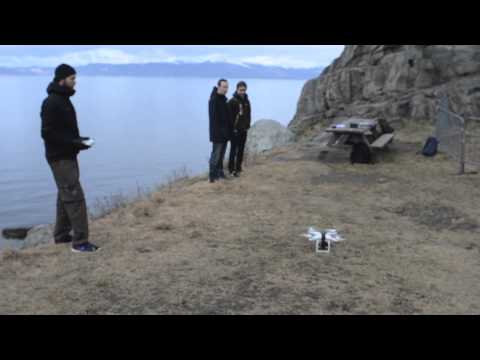 Geological Mapping with UAV & 3D Modelling