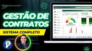 Gestão de Contratos e Mensalidades 5.0 Plus+ Contas a Receber e Pagar