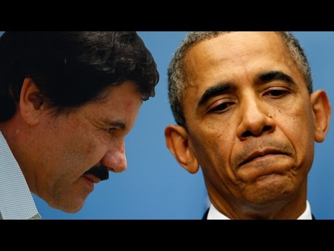 El Chapo Escapes, Obama Sets Prisoners Free + Eric Garner & 'Hoax' Abduction