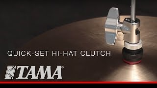 TAMA Quick-Set Hi-Hat Clutch -QHC7