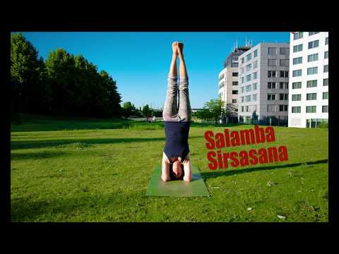 SPOVE Sportmotivation: Yoga Pose - Salamba Sirsasana