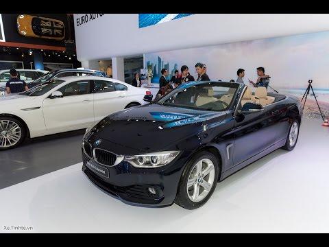 Xe.Tinhte.vn - BMW 420i Cabriolet ra mắt tại VIMS 2015, giá 2,688 tỷ đồng