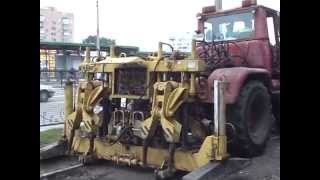 Универсальная путевая машина УПМ-1(ООО «Ригель АВ» изготовит и поставит Универсальную путевую машину УПМ-1 на комбинированном железнодорожно..., 2013-11-28T09:10:24.000Z)