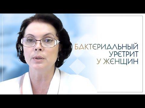 Бактериальный уретрит у женщин