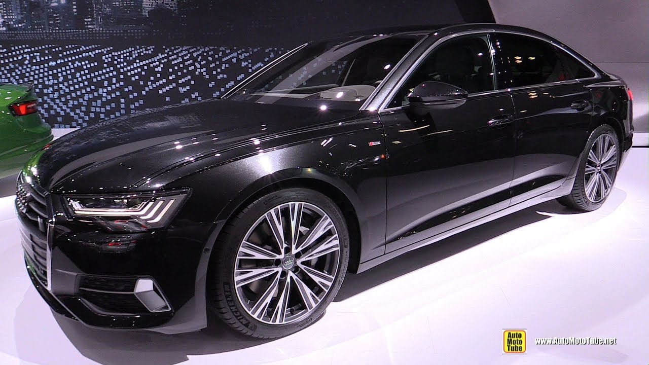 2019 Audi A6 Exterior And Interior Walkaround 2018 New York Auto