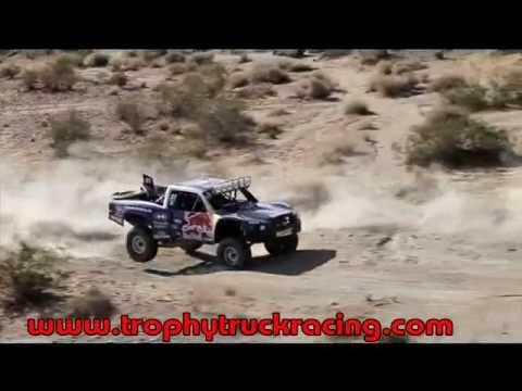 Tavo Vildosola #21 Trophy Truck