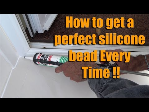 How to get a perfect silicone bead every time!